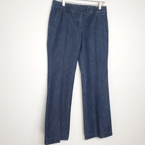 Express Editor Wide Leg Trouser Stretch Jeans 6R